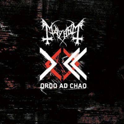 Ordo Ad Chao CD