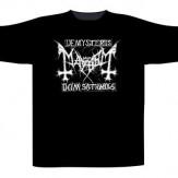 Orthodox Black Metal / De Mysteriis - TS