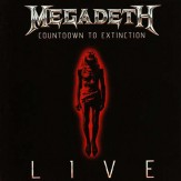 Countdown to Extinction Live CD