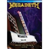 Rust In Peace - Live DVD