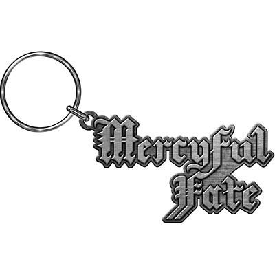 MERCYFUL FATE logo - KEYRING