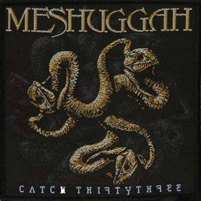 Catch Thirtythree - PATCH