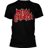 METAL CHURCH logo - TS