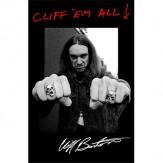 Cliff 'Em All - FLAG