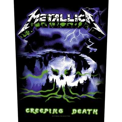 Creeping Death - BACKPATCH