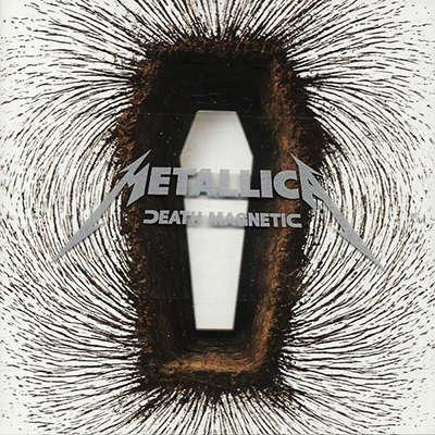 Death Magnetic CD