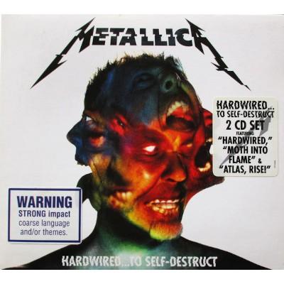 Hardwired... to Self-Destruct 2CD DIGI