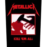 Kill 'Em All - BACKPATCH