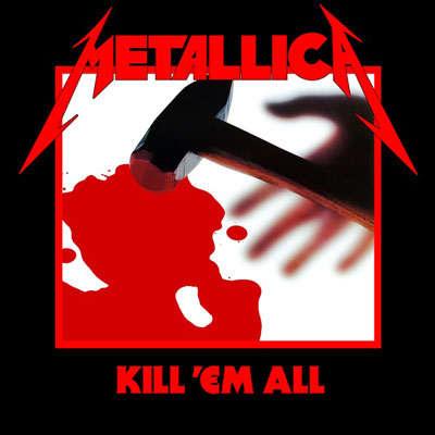Kill 'Em All CD DIGI