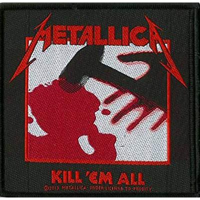 Kill 'Em All - PATCH