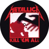 Kill 'Em All / Ride The Lightning - SLIPMAT