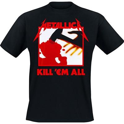 Kill 'Em All - TS