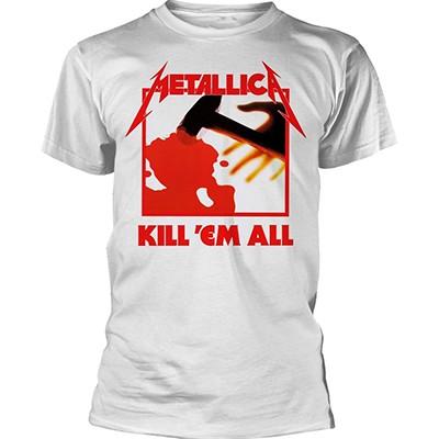 Kill 'Em All [WHITE] - TS