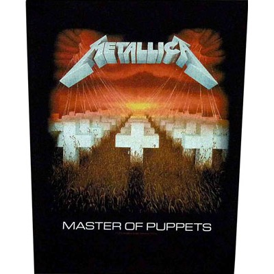 Master of Puppets - BACKPATCH