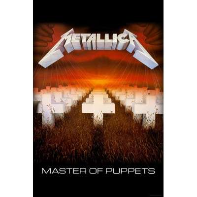 Master of Puppets - FLAG