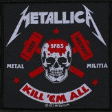 Metal Militia - PATCH