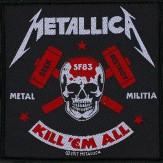 Metal Militia - PATCH