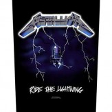 Ride The Lightning - BACKPATCH