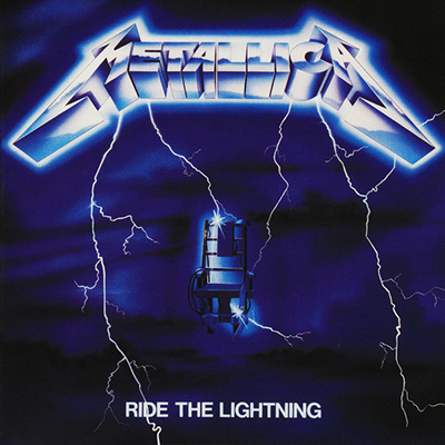 Ride The Lightning CD