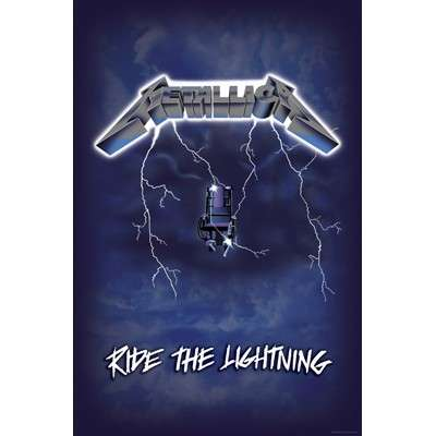Ride The Lightning - FLAG
