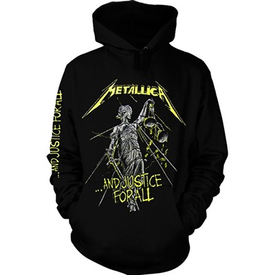 ...And Justice for All - HOODIE