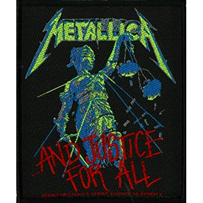 ...and Justice for All - PATCH