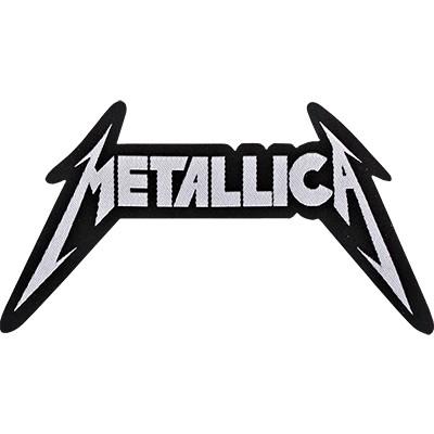 METALLICA logo [cut out] - PATCH