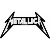 METALLICA logo [cut out] - PATCH
