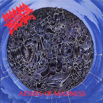 Altars of Madness CD