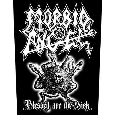 Blessed Are The Sick - BACKPATCH