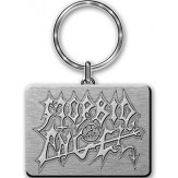 MORBID ANGEL logo - KEYRING