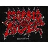 MORBID ANGEL logo - PATCH