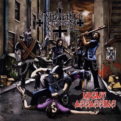 Night Assassins CD