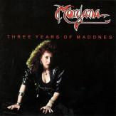Three Years of Maddnes CD