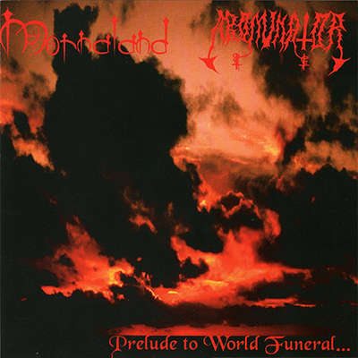 Prelude To World Funeral... CD