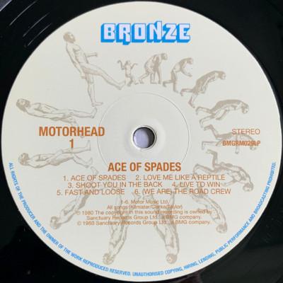 Ace of Spades LP ...