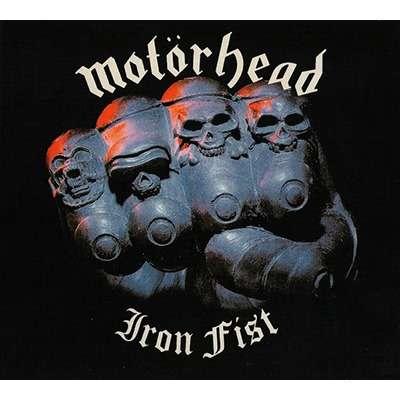 Iron Fist 2CD DIGI