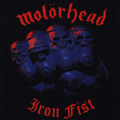 Iron Fist CD