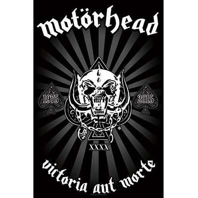 Victoria aut Morte 1975-2015 - FLAG