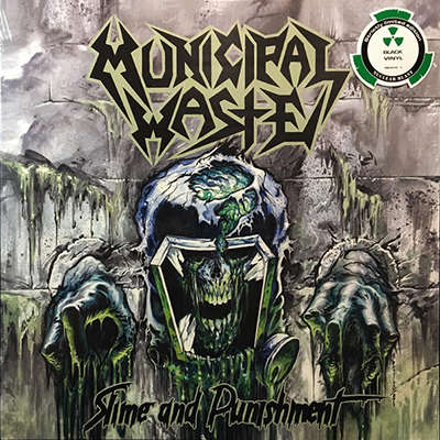 Slime and Punishment LP