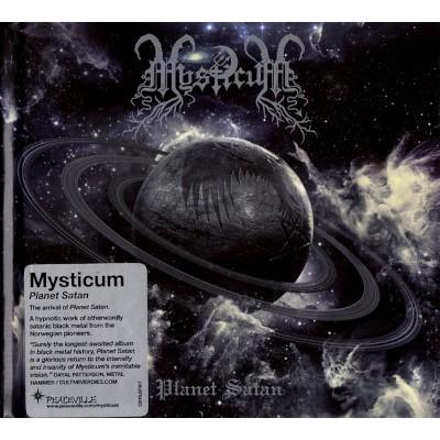 Planet Satan CD DIGIBOOK