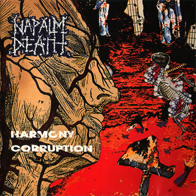 Harmony Corruption CD