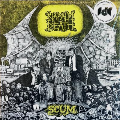 Scum LP