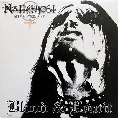 Blood & Vomit LP