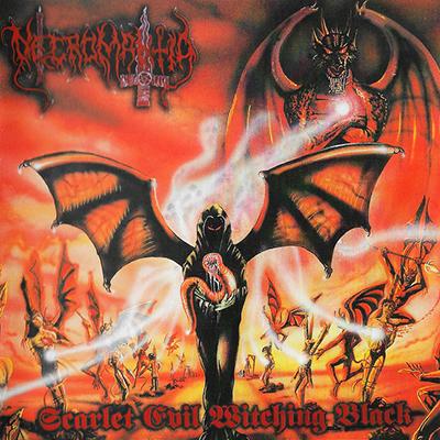 Scarlet Evil Witching Black CD