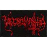 NECROMANTIA logo - PATCH