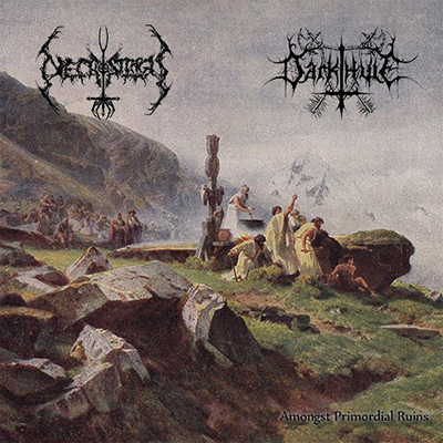 Amongst Primordial Ruins EP
