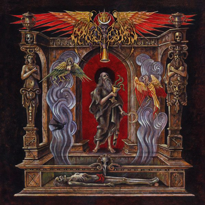 Hierophany of the Open Grave CD