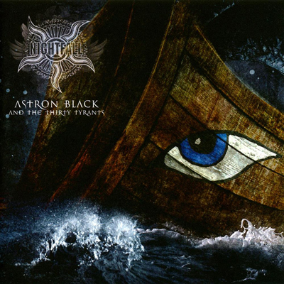 Astron Black and the Thirty Tyrants CD