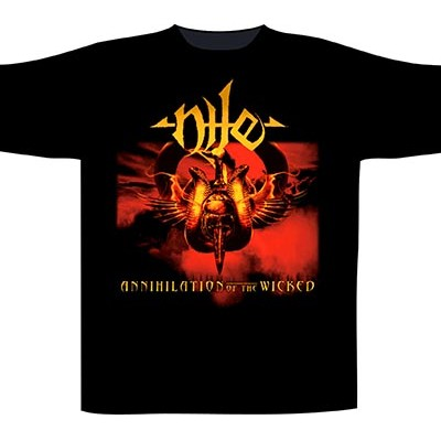 Annihilation of The Wicked - TS